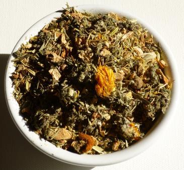 Ayurveda Ingwer & Zitronen Tee